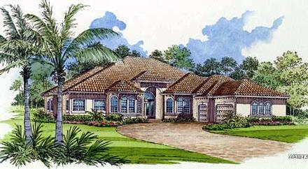 House Plan 55772