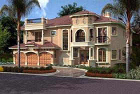 House Plan 55774