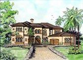 House Plan 55786