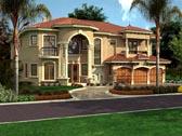 House Plan 55788