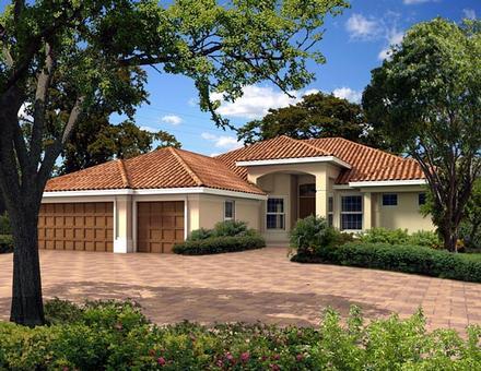 House Plan 55829