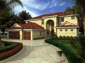 House Plan 55842