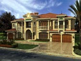 House Plan 55855
