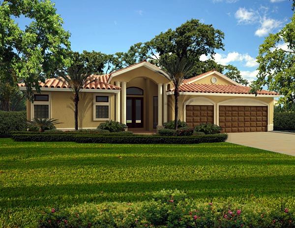 House plan 55876 for Modular quadplex