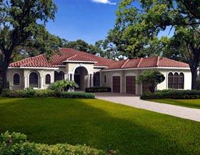 House Plan 55895