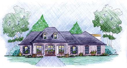 House Plan 56080