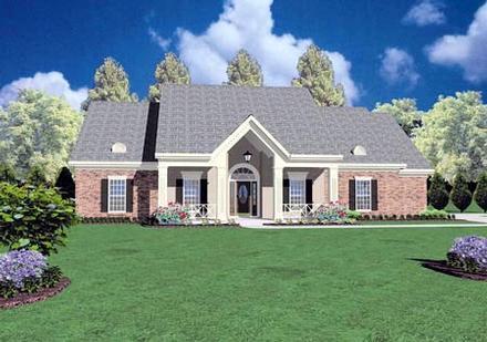 House Plan 56250