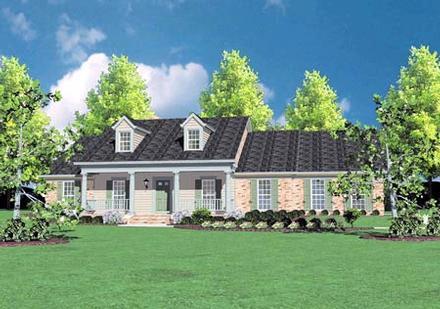 House Plan 56259