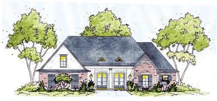 House Plan 56267