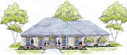 House Plan 56268