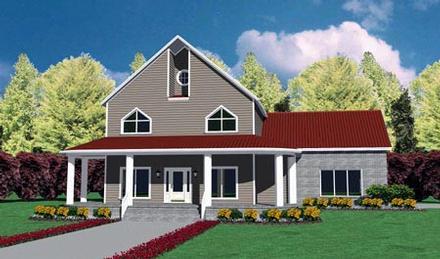 House Plan 56276