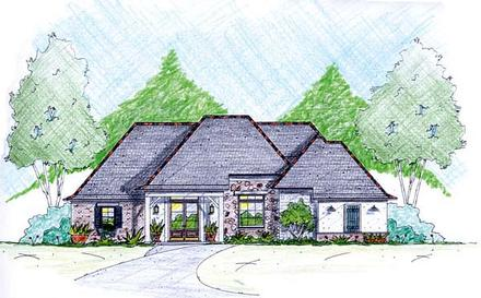 House Plan 56345