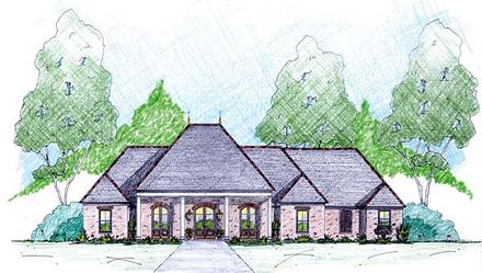 House Plan 56346