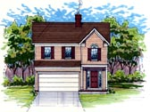 House Plan 56400
