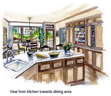 Focus On Kitchens | Home Plans Blog