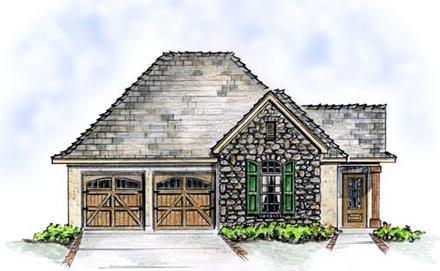 House Plan 56509