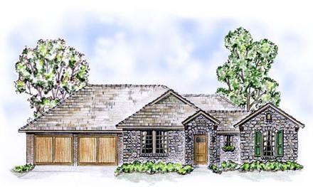 House Plan 56522