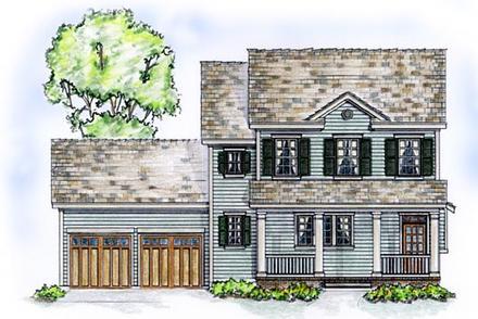 House Plan 56531