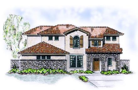 House Plan 56535