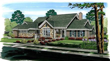 House Plan 56536