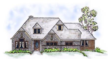 House Plan 56538
