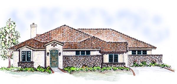 Southwest House Plans