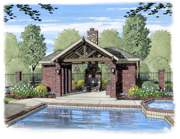 Outdoor living room house plans house plans House plans with outdoor living