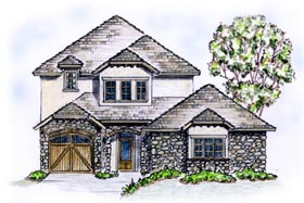House Plan 56545