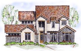 House Plan 56551