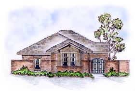 House Plan 56553