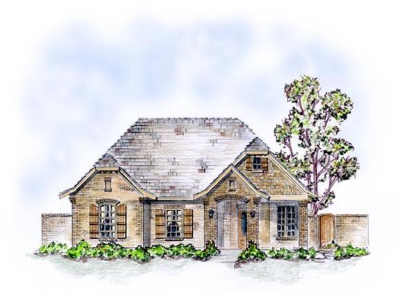 House Plan 56558