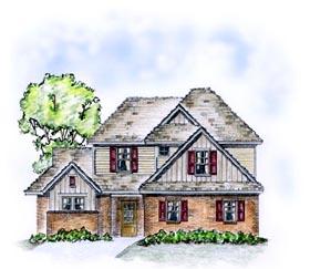 House Plan 56560