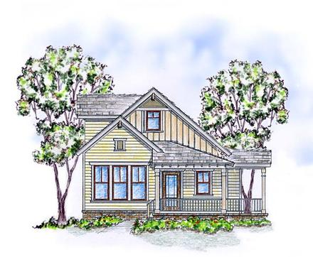 House Plan 56570