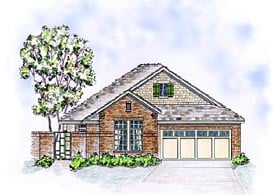 House Plan 56572