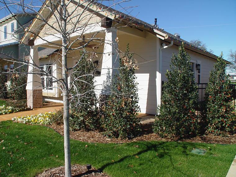 Cottage Craftsman House Plan 56578