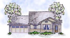 House Plan 56582