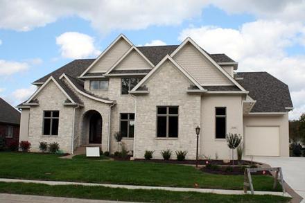 House Plan 56617