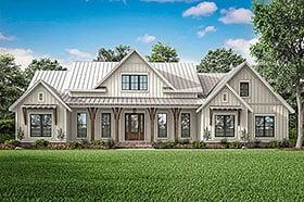 House Plan 56700