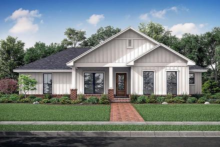 House Plan 56708