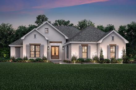 House Plan 56709