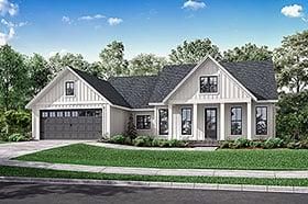 House Plan 56715