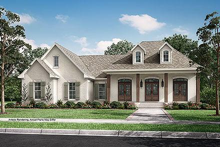 House Plan 56900
