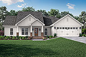 Plan Number 56902 - 1675 Square Feet