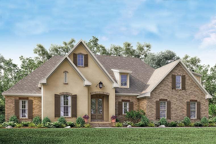 House Plan 56915