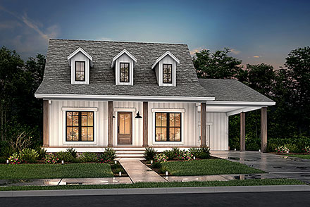 House Plan 56932