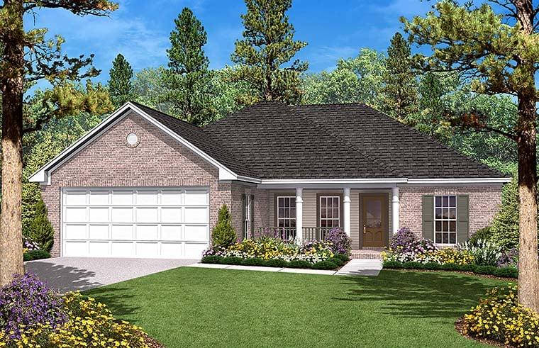 House Plan 56945