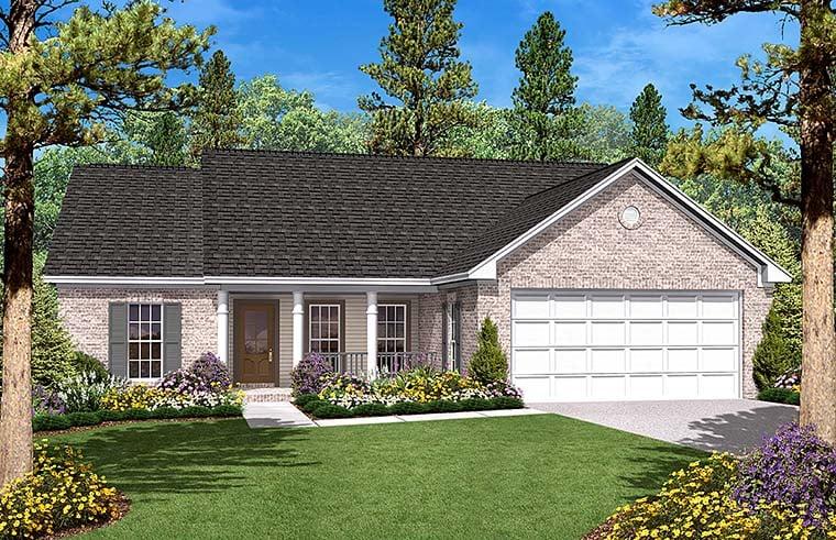 House Plan 56946