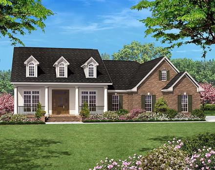 House Plan 56950