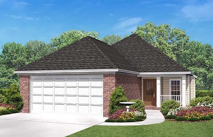 House Plan 56954
