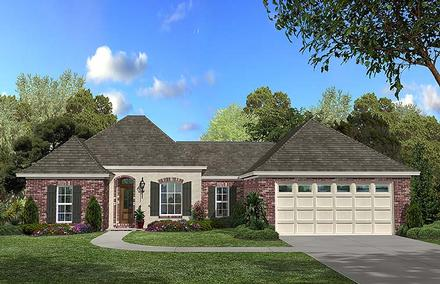 House Plan 56956